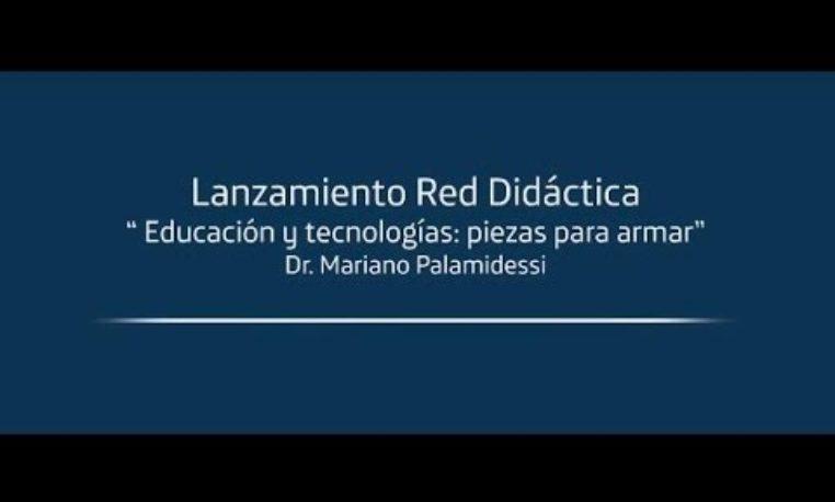 Educación y Tecnologías: piezas para armar