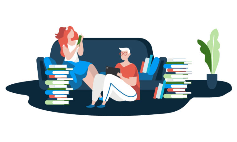 Entre hojas y pantallas: ¿puede la tecnología ser un puente hacia la literatura?