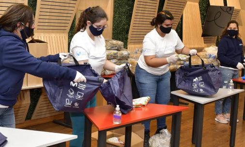 Día Internacional del Voluntario Telefónica Movistar 2020: Nos reinventamos para seguir ayudando
