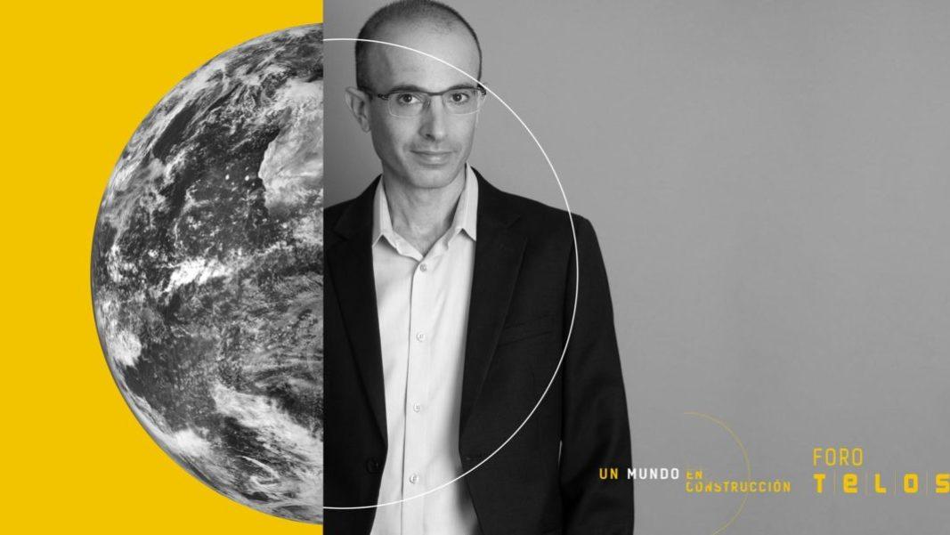 #ForoTelos2020: encuentro virtual con Yuval Noah Harari