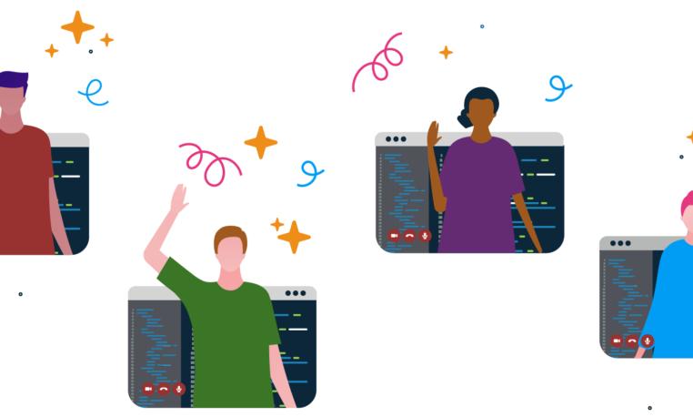 Taller virtual de programación: creá tu saludo navideño con Python