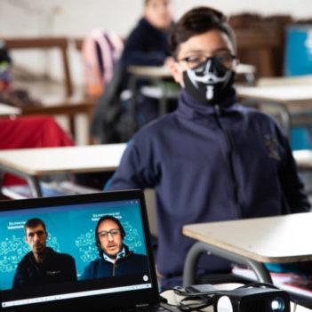 Acciones frente a la pandemia