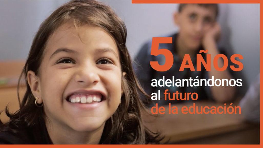 ProFuturo: 5 años adelantándonos al futuro de la educación