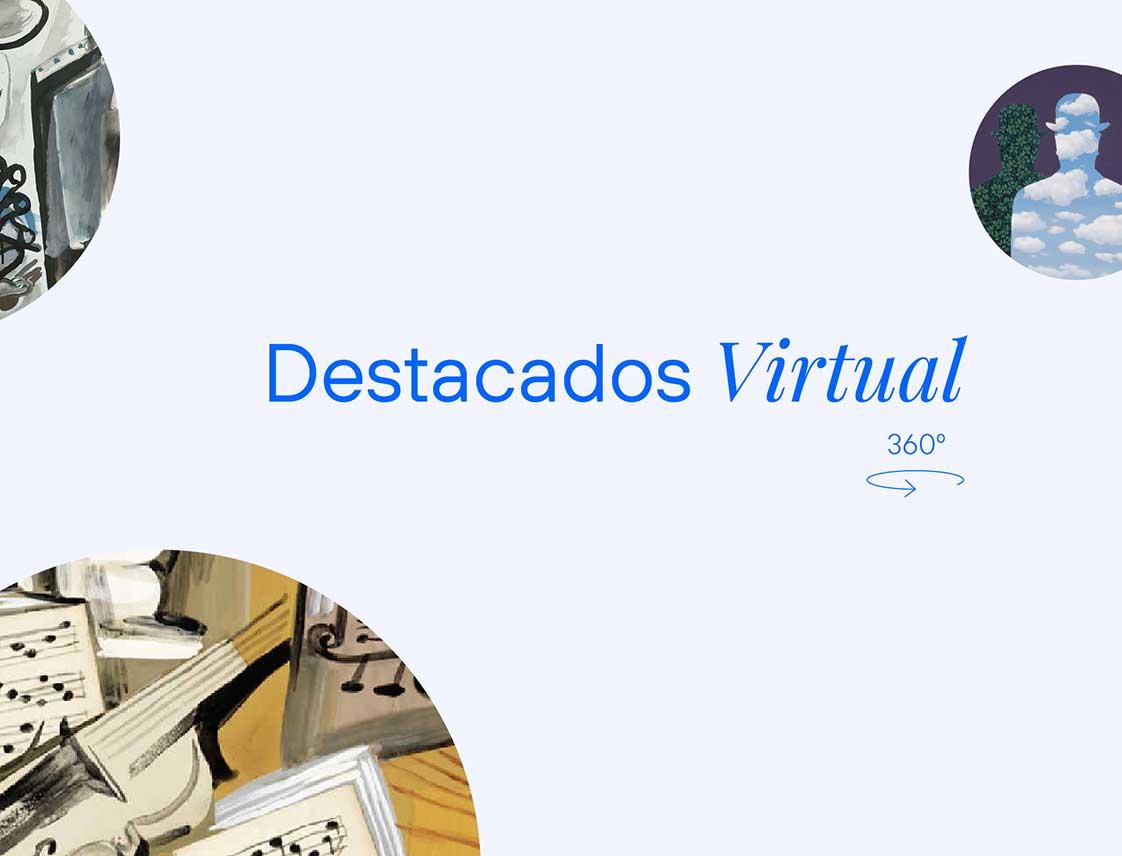 'Destacados Virtual', una experiencia interactiva de la Colección Telefónica